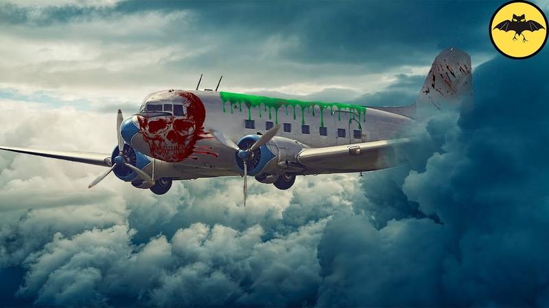 L'avion Qui a Atterri Avec 92 Squelettes à Bord