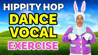 Hippity Hop Dance Vocal Exercise (Cheryl Porter Vocal Coach)