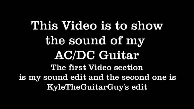 Top AC_DC Riffs Malcolm Young