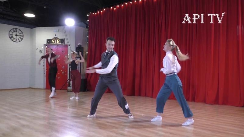 Boogie Woogie Буги Вуги Fast Russian Swing Dance Grand Prix 2020 Main Class