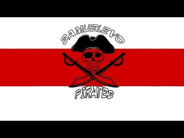 Pirates Samali PALMEIRAS 2 Half