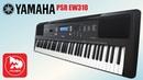 Yamaha PSR-EW310 - новый домашний синтезатор на 6 октав