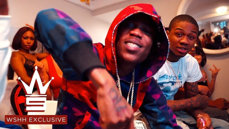 """Nick Blixky - """"Drive The Boat"""" feat. 22Gz Nas Blixky (Official Music Video - WSHH Exclusive)"""
