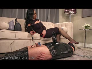 Mistress Nikita: Living Welcome Mat