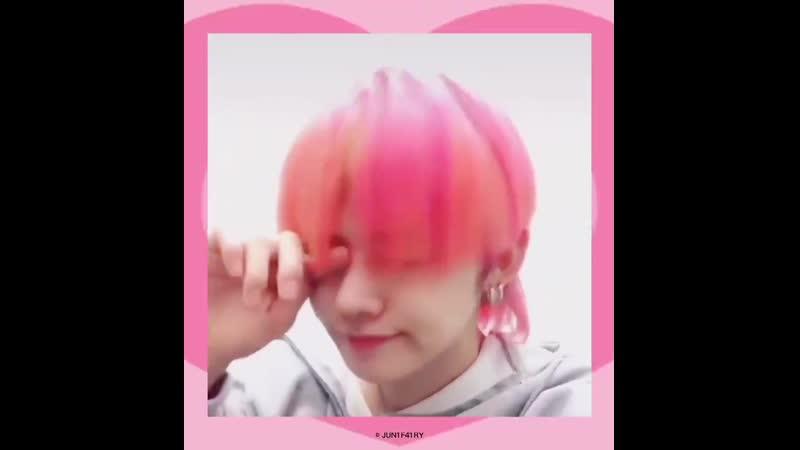 Presenting to u strawberry jun ♡