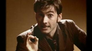 Пасхальное яйцо (DVDRip)   Не моргай   Доктор Кто