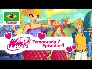 O Clube das Winx: Temporada 7, Episódio 4 - «A Primeira Cor do Universo» (Português Brasileiro)