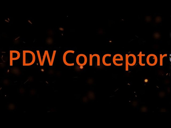 PDW Conceptor