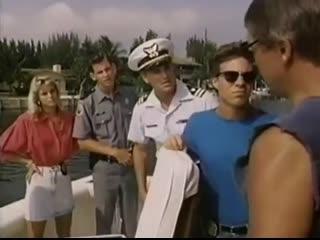 Thunderboat Row (1989) - Ash Adams Rod Ball Jefferson Black Rob Estes Chad Everett Peter Murnik Carrell Myers John J. York