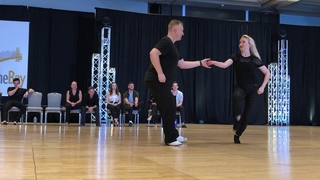 West Coast Swing - Kyle Redd & Victoria Henk - Boogie by the Bay 2019 Champions Strictly 2nd Place