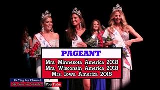 upload 7/26/18 Mrs. Minnesota America 2018 (PAGEANT)
