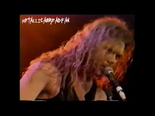 Metallica - Eye Of The Beholder - Live in Philadelphia, PA, USA 1989