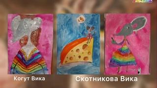 """Выставка фото и художественных работ """"Планета животных"""", часть 1."""