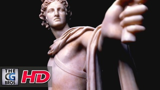 """CGI 3D Animated Short: """"Les Dieux Changeants"""" - by Lucio Arese 