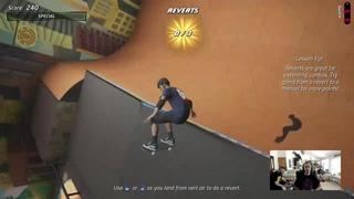 Papa Roach playing Tony Hawk Pro Skater 1 & 2 - #PapaRoach on Twitch