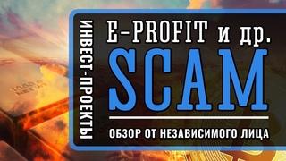 Как распознать SCAM проекты?  Обзор на примере E-Profit