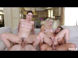 [Mylf] Olive Glass, Kenzie Taylor - Stepmoms Arrangement порно porno русский секс домашнее видео brazzers porn hd