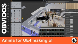ANIMA 3 FOR UNREAL ENGINE 4 - MAKING OF BY OBVIOOS