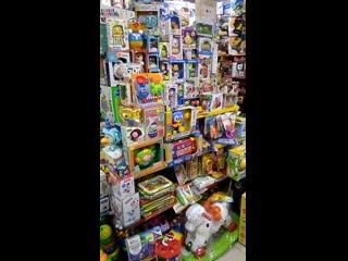 видео экскурсия, Азбука игрушек ✌️