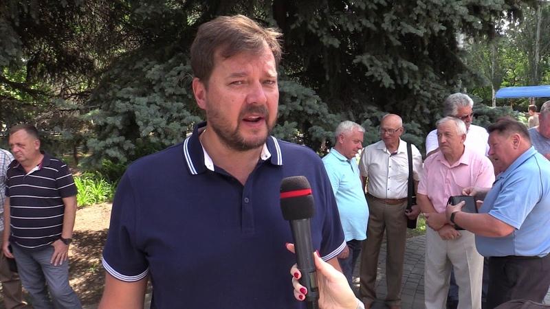 Євген Балицький та міські депутати вшанували пам'ять жертв війни