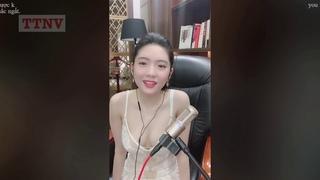 Hot girl Bigo: Ngắm nhan sắc mỹ nhân áo đầm trắng Jun