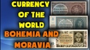 Currency of Bohemia and and Moravian koruna