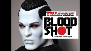Fu-Reviews: TBLeague (Phicen) Valiant Comics Bloodshot 1/6 Figure