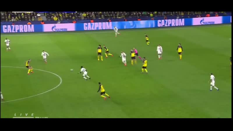 Piszczek vs PSG