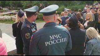Выборы в Госдуму в Новосибирске: Сотрудников МЧС и МВД сгоняют на выборы в первый день голосования