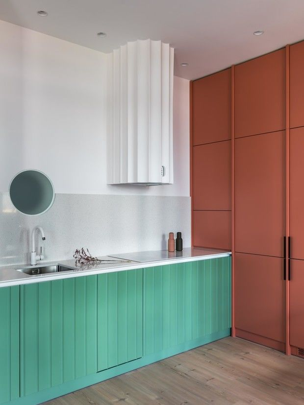 Квартира в Минске 45 м² от студии VAE design