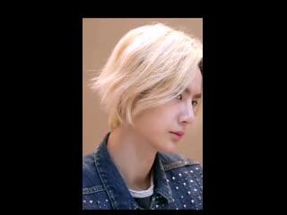 Marie Claire x Wang Yibo Focus vídeo (Uniq photoshoot)  April 2015