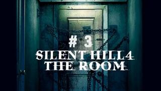 Винтовая тюрьма ► 3 Прохождение Silent Hill 4: The Room ( PS2 )