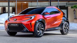 NEW Toyota Aygo X PROLOGUE 2022 - FIRST LOOK & details