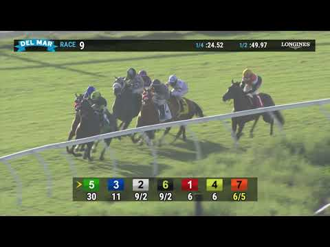 Yellow Ribbon Handicap at Del Mar 08 08 20