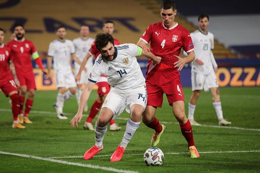 Сербия - Россия, 5:0