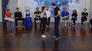 Pavel Katunin & Raisa Khismatullina, Jack'n'Jill All Star Final, Swing and Snow 2020