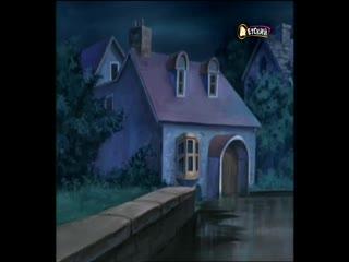 Пеппи Длинный чулок | 1 сезон 2 серия - Pippi Entertains Two Burglars