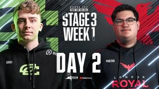 Call Of Duty League 2021 Season | Stage III Week 1 — London Home Series | Day 2
