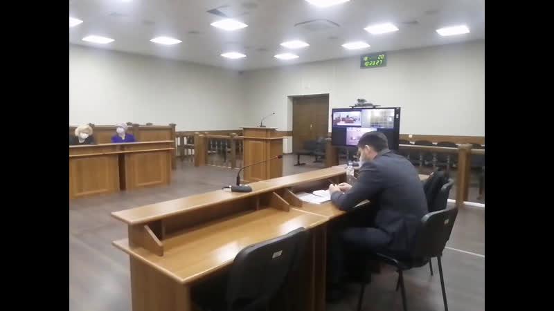 Live Апелляция по уголовному делу в отношении Олега Маркова