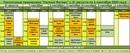 Расписание тренировок на следующую неделю с 31 августа по 6 сентября 🍁🍂   Первая пробная групповая т