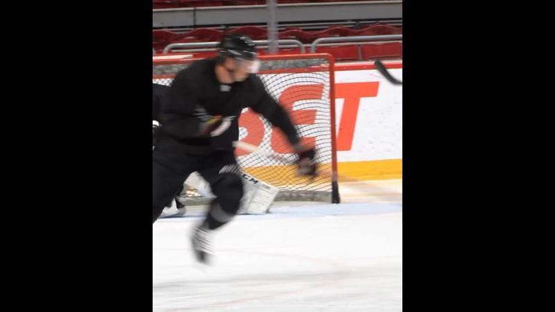 Видео от Хоккейный клуб Трактор