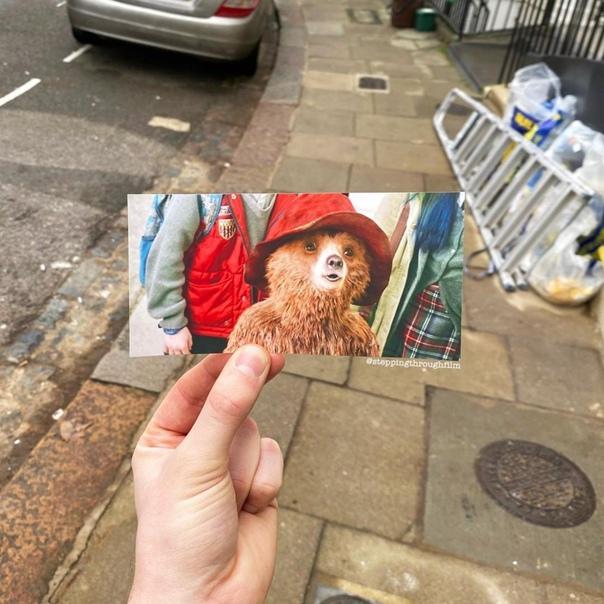 «Приключения Паддингтон» в реальных локациях на фотографиях Томаса Дьюка Вчера исполнилось шесть лет с момента релиза фильма в британском
