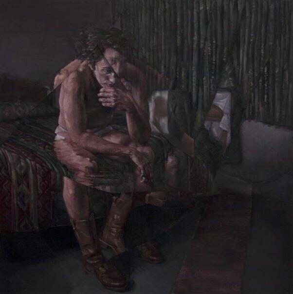 Оставьте, наконец, меня в покое, Я износил себя, как старое пальто. В окне кино, печальное, немое. Мне кто-то нужен Нет, уже никто. Александр