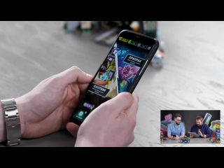 [Wylsacom] Тестируем AR на iPhone 11 Pro в Lego Hidden Side