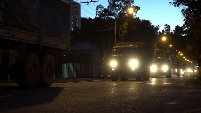 Миссия выполнена военный госпиталь Минобороны России покинул Абхазию