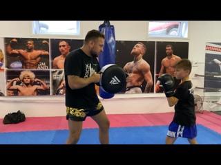 FIGHT CLUB TEZKICK Жодино kullancsndan video
