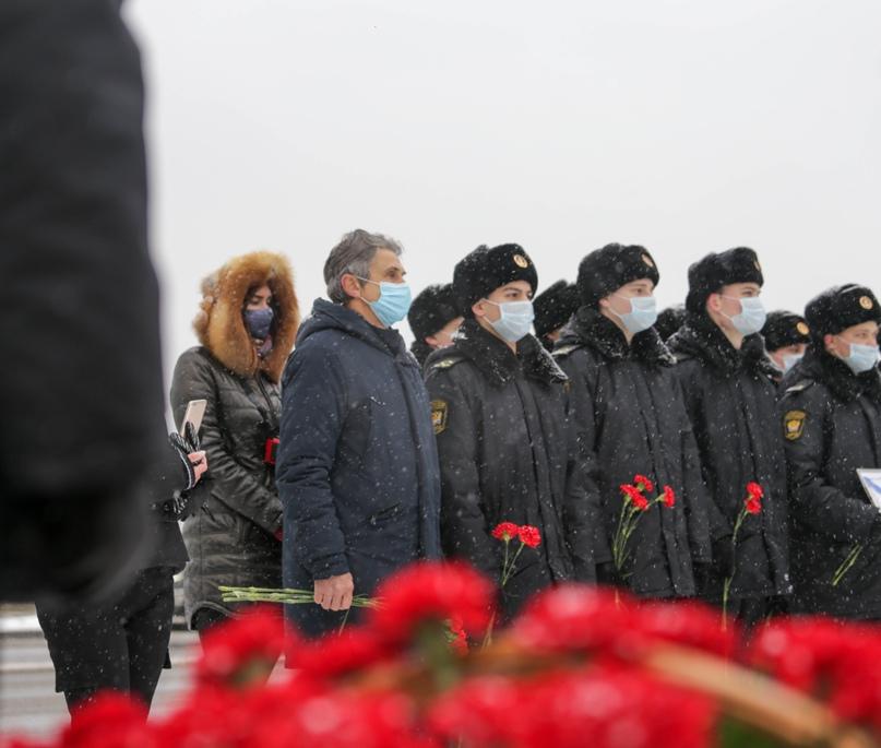 День морской пехоты отметили в Нижнем Новгороде, изображение №3