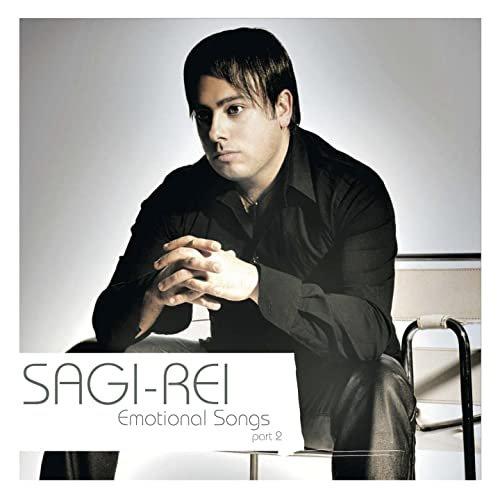 Sagi-Rei album Emotional Songs Part 2 (Digital Edition)