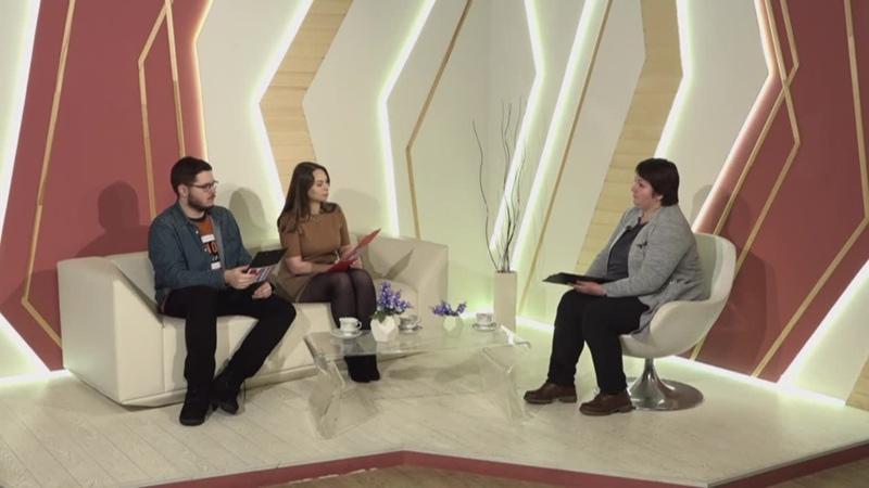 гость Ольга Свистунова руководитель муромского планетария рий