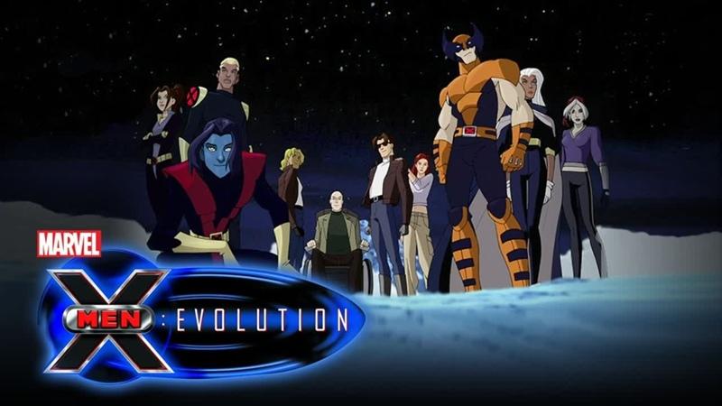 Люди Икс Эволюция X men Evolution Круиз контроль 40 Серия